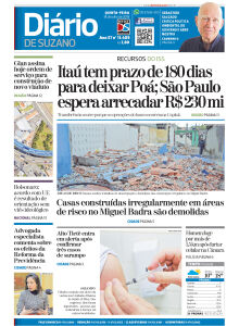 Jornal Diário de Suzano - 17/07/2019