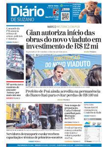 Jornal Diário de Suzano - 18/07/2019