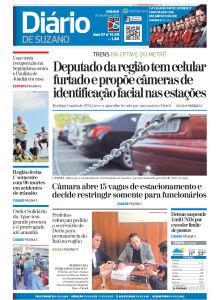 Jornal Diário de Suzano - 19/07/2019