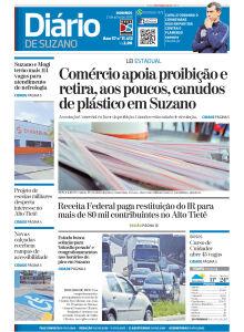 Jornal Diário de Suzano - 20/07/2019