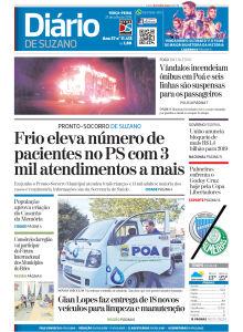 Jornal Diário de Suzano - 22/07/2019