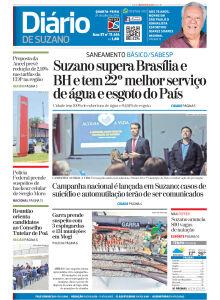 Jornal Diário de Suzano - 23/07/2019