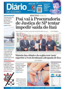 Jornal Diário de Suzano - 24/07/2019