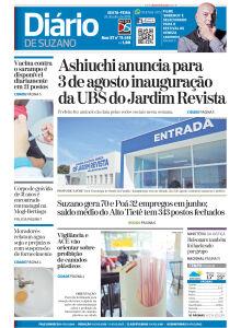 Jornal Diário de Suzano - 25/07/2019