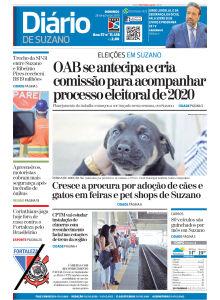 Jornal Diário de Suzano - 27/07/2019