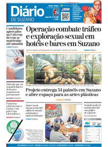 Jornal Diário de Suzano - 29/07/2019