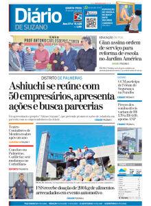 Jornal Diário de Suzano - 30/07/2019