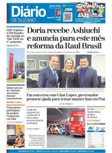 Jornal Diário de Suzano - 31/07/2019