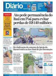 Jornal Diário de Suzano - 08/07/2019