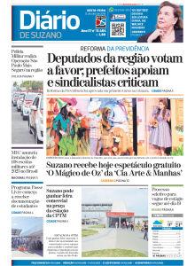 Jornal Diário de Suzano - 11/07/2019