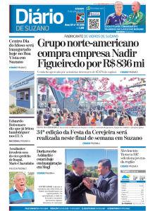 Jornal Diário de Suzano - 12/07/2019