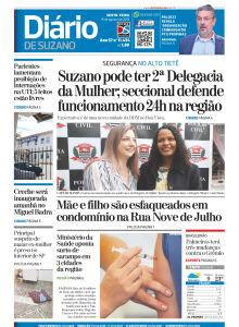 Jornal Diário de Suzano - 15/08/2019