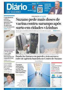 Jornal Diário de Suzano - 16/08/2019