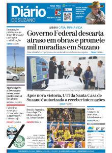 Jornal Diário de Suzano - 19/08/2019