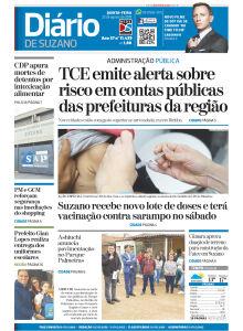 Jornal Diário de Suzano - 21/08/2019