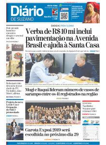 Jornal Diário de Suzano - 22/08/2019