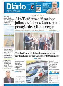 Jornal Diário de Suzano - 23/08/2019