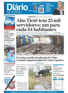 Jornal Diário de Suzano - 24/08/2019