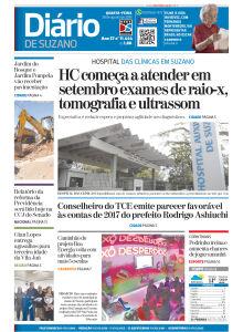 Jornal Diário de Suzano - 27/08/2019