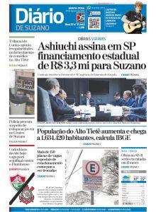 Jornal Diário de Suzano - 28/08/2019