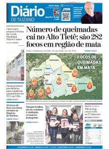 Jornal Diário de Suzano - 29/08/2019
