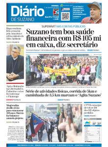 Jornal Diário de Suzano - 31/08/2019