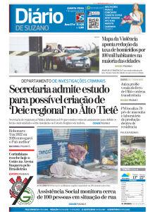 Jornal Diário de Suzano - 06/08/2019