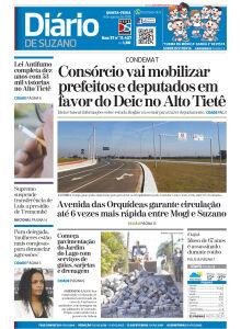 Jornal Diário de Suzano - 07/08/2019