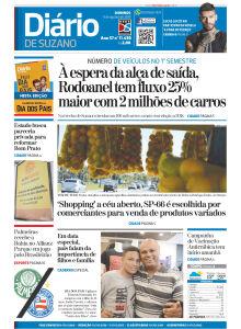Jornal Diário de Suzano - 10/08/2019