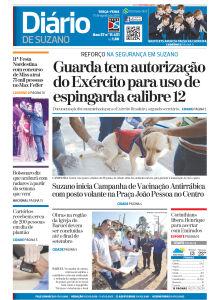 Jornal Diário de Suzano - 12/08/2019