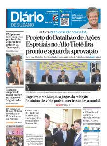 Jornal Diário de Suzano - 13/08/2019