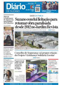 Jornal Diário de Suzano - 16/09/2019