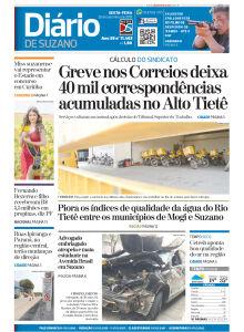 Jornal Diário de Suzano - 19/09/2019