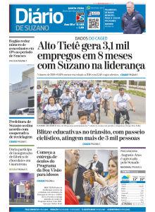 Jornal Diário de Suzano - 25/09/2019