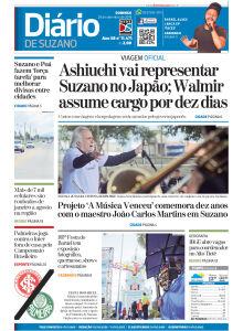 Jornal Diário de Suzano - 28/09/2019