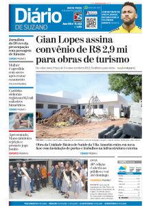Jornal Diário de Suzano - 05/09/2019