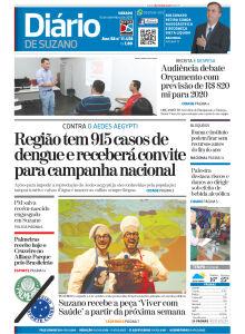 Jornal Diário de Suzano - 13/09/2019