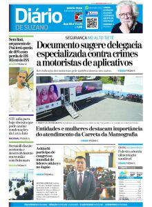 Jornal Diário de Suzano - 02/10/2019