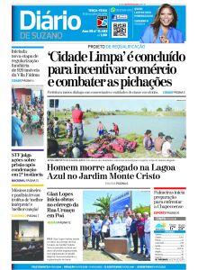 Jornal Diário de Suzano - 14/10/2019