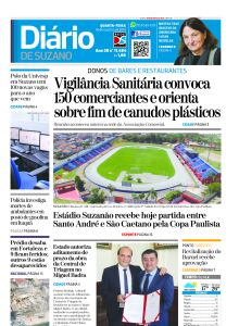 Jornal Diário de Suzano - 15/10/2019