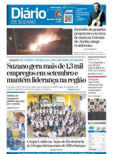 Jornal Diário de Suzano - 17/10/2019