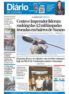 Jornal Diário de Suzano - 18/10/2019