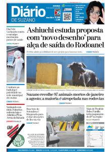 Jornal Diário de Suzano - 19/10/2019