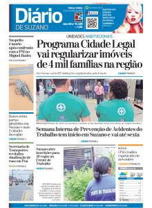 Jornal Diário de Suzano - 21/10/2019