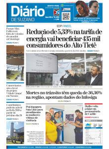 Jornal Diário de Suzano - 22/10/2019
