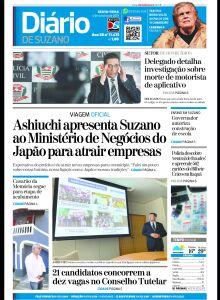 Jornal Diário de Suzano - 03/10/2019