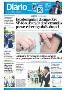 Jornal Diário de Suzano - 04/10/2019