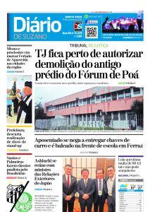 Jornal Diário de Suzano - 08/10/2019