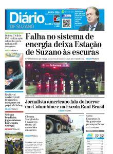 Jornal Diário de Suzano - 09/10/2019