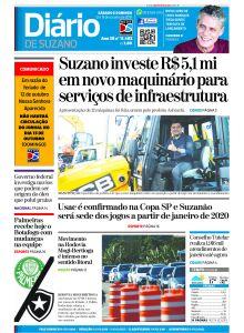Jornal Diário de Suzano - 11/10/2019